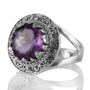 ornate-round-ring-amethyst-side