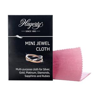 Импрегнирана кърпичка за почистване на сребро Hagerty