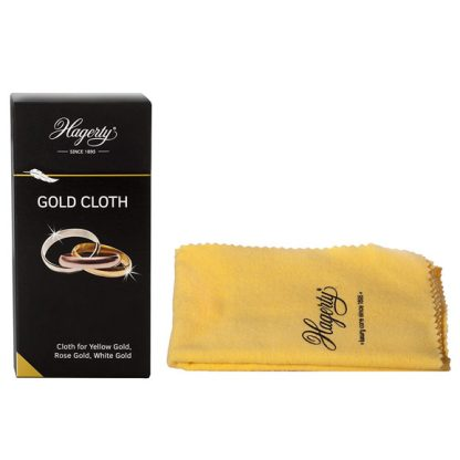 Импрегнирана кърпа за почистване на злато Hagerty Gold Cloth