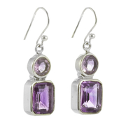 earrings-sm-circle-rectangle-amethyst-side